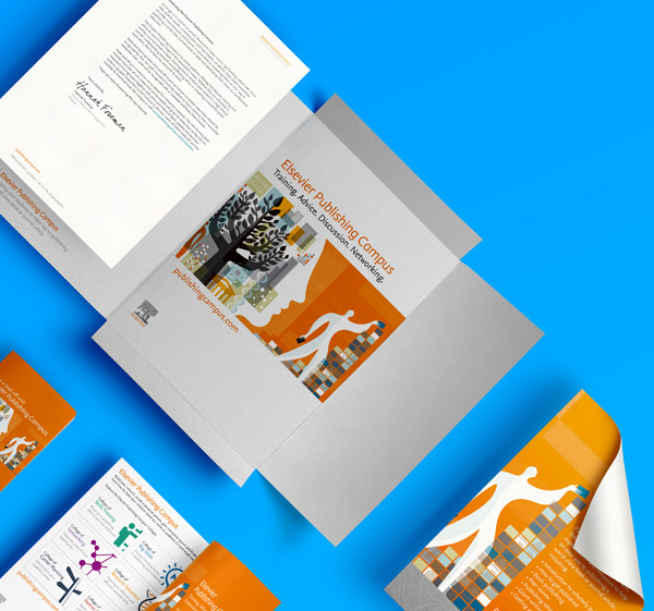 <span>Elsevier Publishing Campus- Brand collateral for e-learning suite</span><i>→</i>